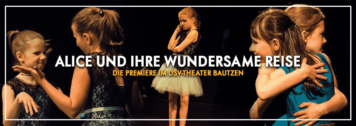 Alice und ihre wundersame Reise – TanzArt