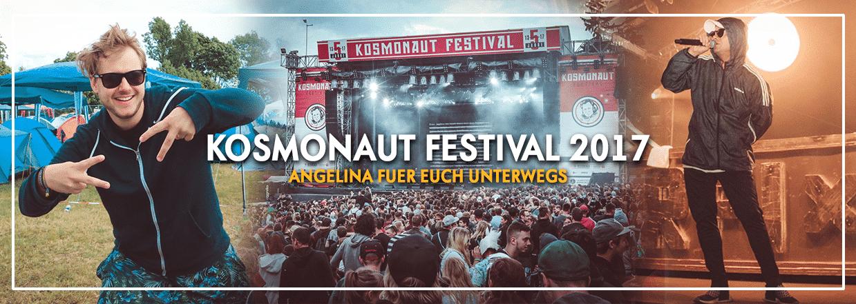 Kosmonaut Festival2017 – ein Raketenstarkes Wochenende!