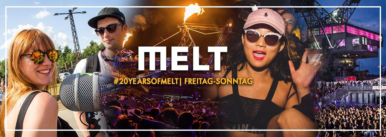 MELT'20 Festival 2017 – In Ferropolis