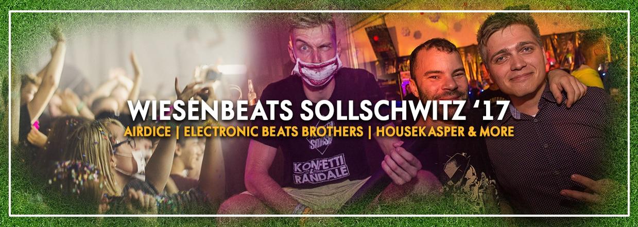 Wiesenbeats 2017 in Sollschwitz