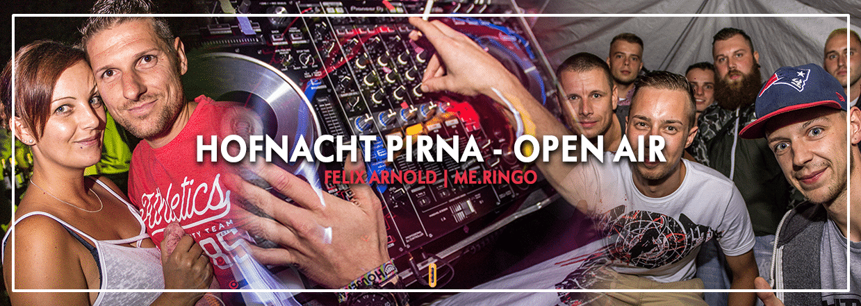 Hofnacht Pirna – Open Air