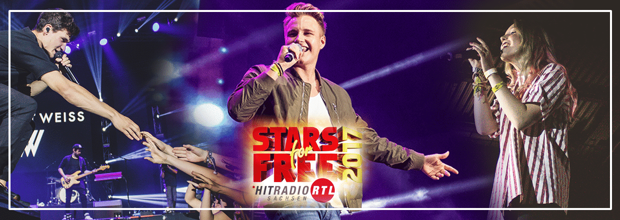 Stars for Free 2017 – HITRADIO RTL
