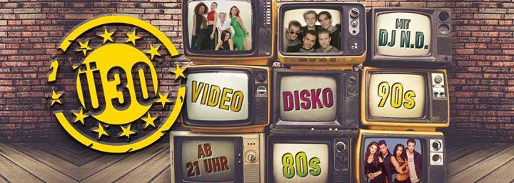Ü30 Videodisco mit DJ N.D.
