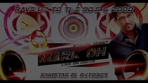RAVE UP to the 90´s & 2000s with Mark´oh @ KULTI Disco»Lounge»Bar»Club | Großhennersdorf | Germany