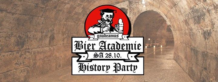 Bier Academie-History Party im Mono Bautzen