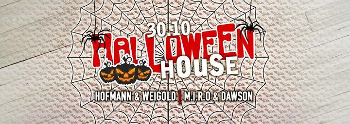 Halloween House im Mono Bautzen   30.10