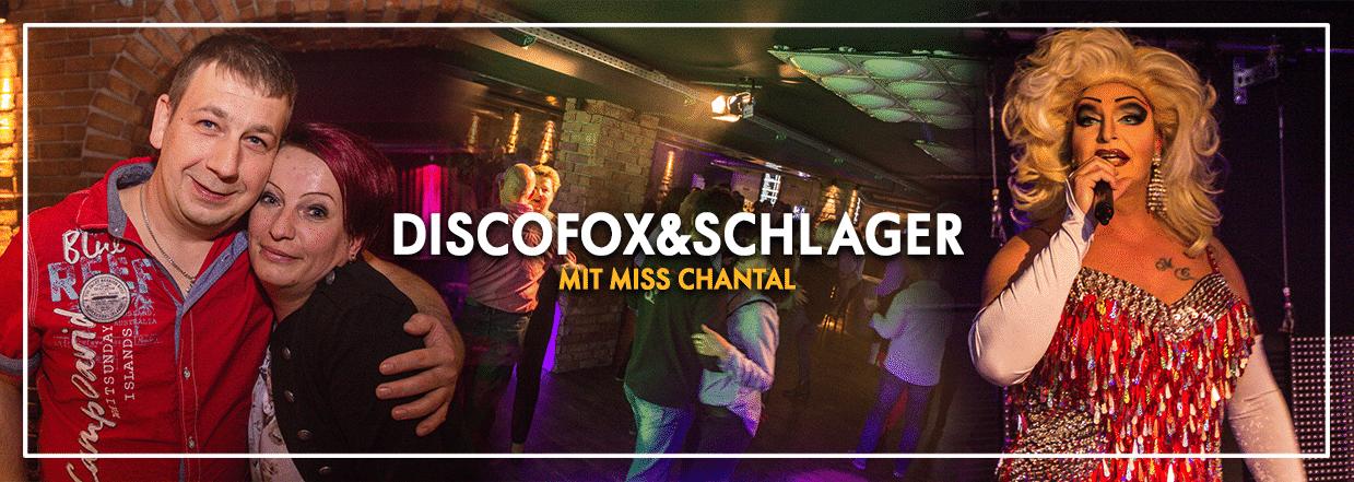 Discofox & Schlager mit MissChantal