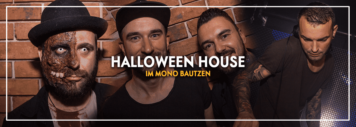 Halloween House im Mono Bautzen
