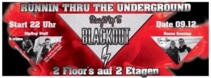 RUNNIN 'THRU THE UNDERGROUND VOL.2 @ Underground Zittau Nachtclub bar lounge   Zittau   Germany