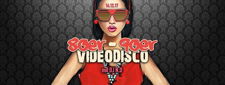 80er&90er Videodisco mit DJ N.D.