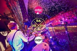 Madstep -live- • Herbert • Sa/20/01/18 • 2 floors @ Herbert Club & Disco | Kamenz | Germany
