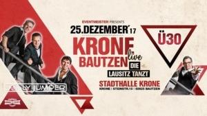 25.12.17 - Ü30 LIVE - Die Lausitz Tanzt @ Stadthalle Krone Bautzen Entertainment | Bautzen | Germany