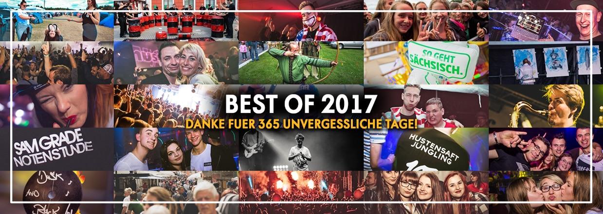 BEST OF 2017 – DANKE FÜR DIESES JAHR!