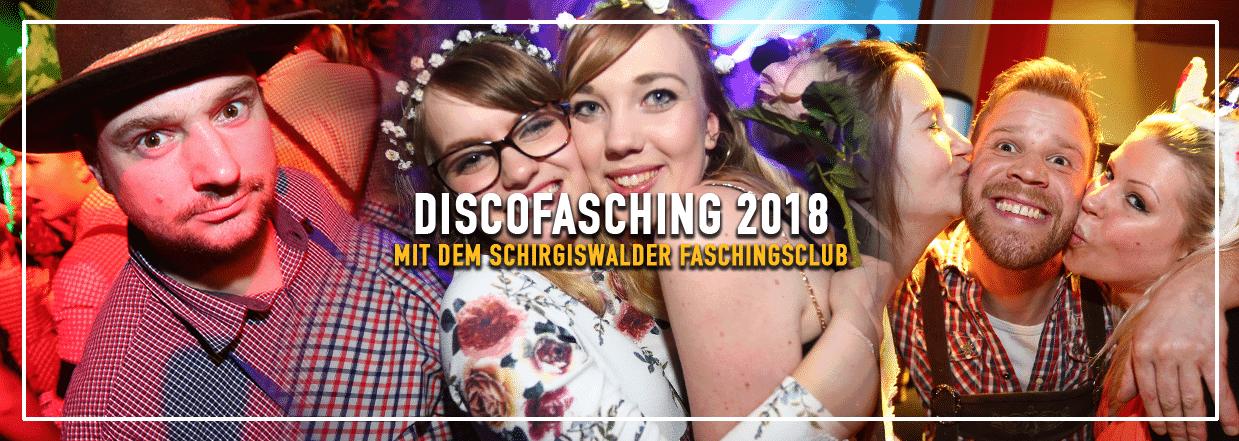 Schirgiswalder Discofasching 2018