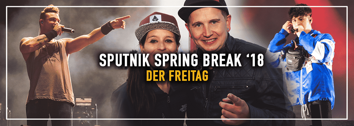 Sputnik Spring Break