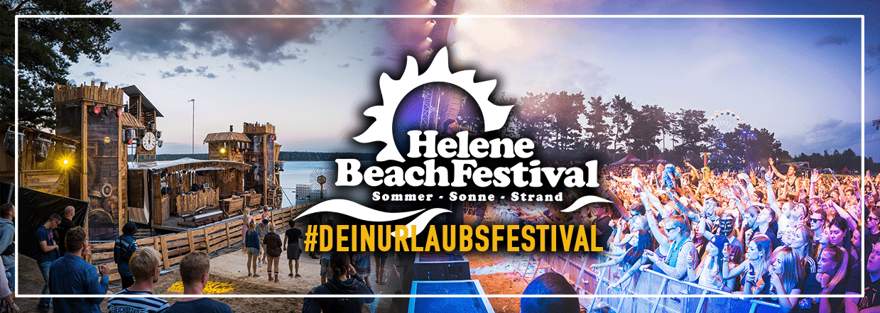 HELENE BEACH FESTIVAL 2018 – Dein Musikurlaub