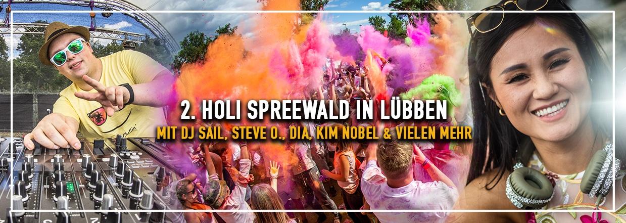 Holi Spreewald