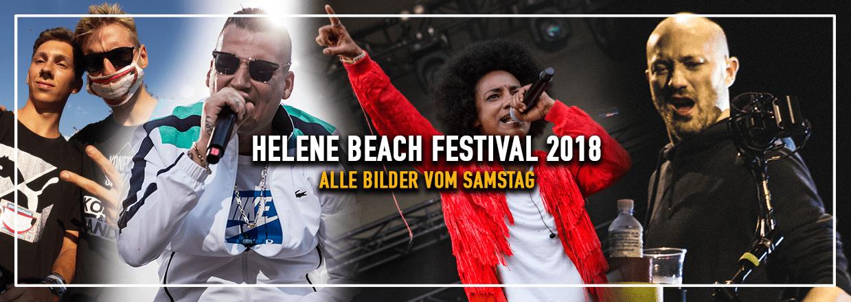 Helene Beach Festival 2018 – Festivalpics (2)