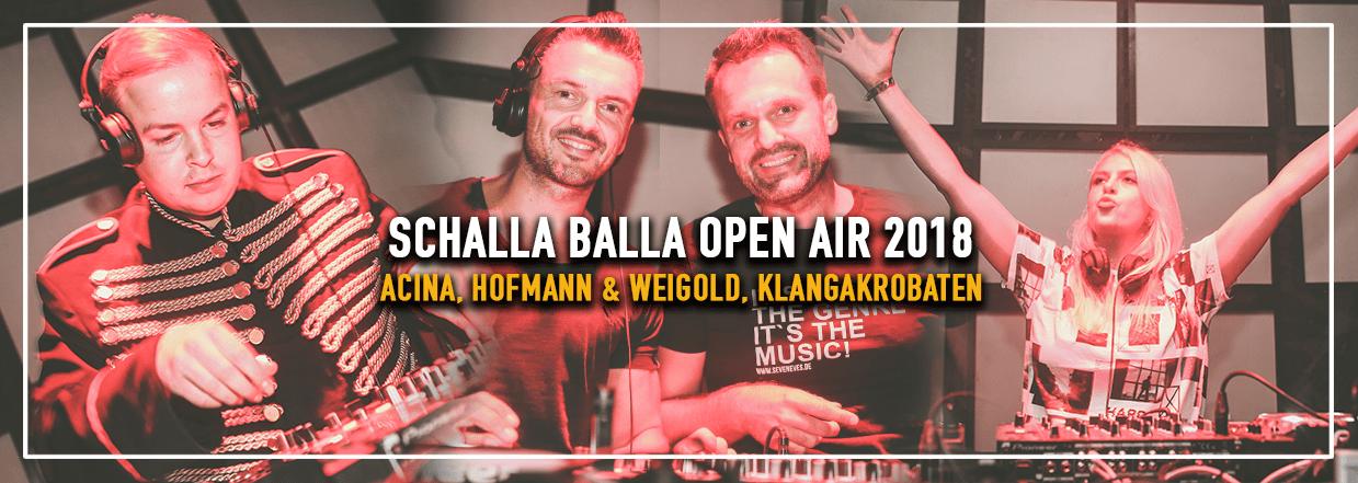 Schalla Balla Open Air 2018