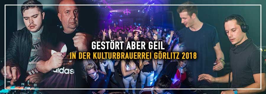 Gestört aber GeiL @ Kulturbrauerei Görlitz
