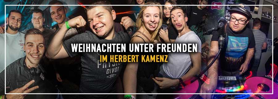 Weihnachten unter Freunden! @ Herbert Kamenz
