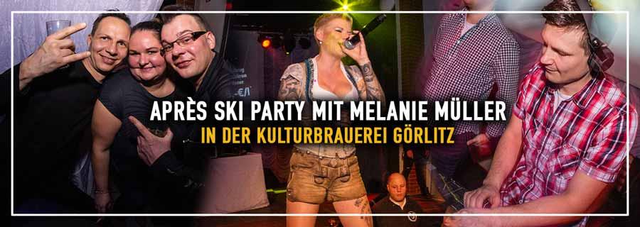 APRÈS SKI PARTY mit Melanie Müller