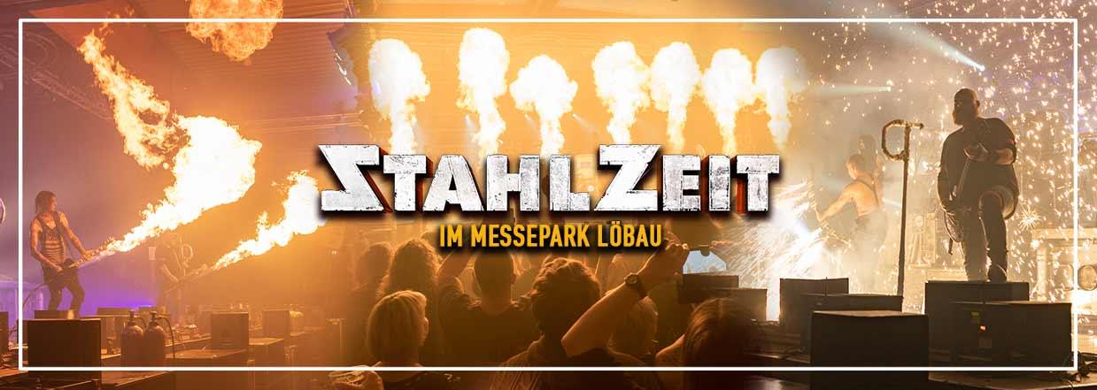 STAHLZEIT LIVE im Messepark Löbau!