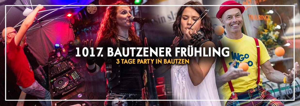 1017. Bautzener Frühling
