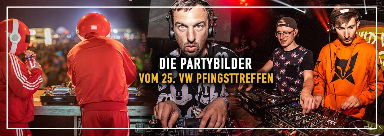 25. VW-Pfingsttreffen in Litten! – Die Partybilder