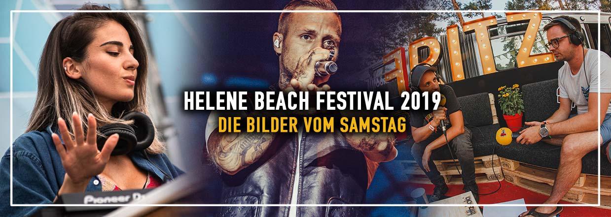 Helene Beach Festival 2019 – Bilder vom Samstag