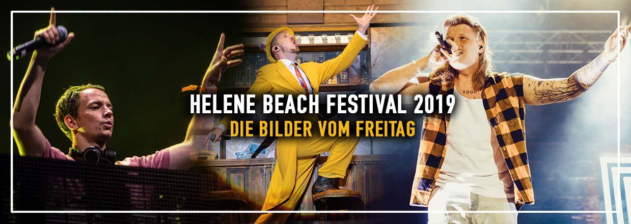 Helene Beach Festival 2019 – Bilder vom Freitag